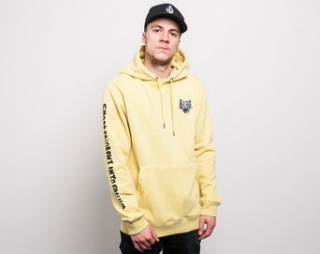 Mikina Volcom Shoots Hoody Lime Yellow