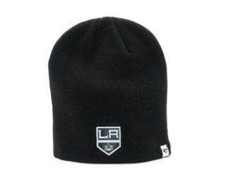 Kulich 47 Brand NHL Los Angeles Kings Beanie Black