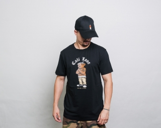 Triko Cayler & Sons WL Cee Love Tee Black/MC