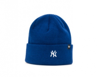 Kulich 47 Brand New York Yankees Centerfield Cuff Knit Royal
