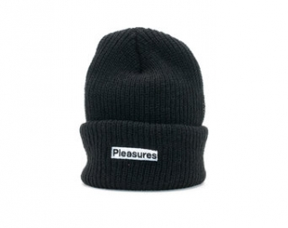 Kulich Pleasures Biohazard Beanie Black