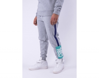 Tepláky Cayler & Sons WCWW Sweatpants Heather Grey/Purple