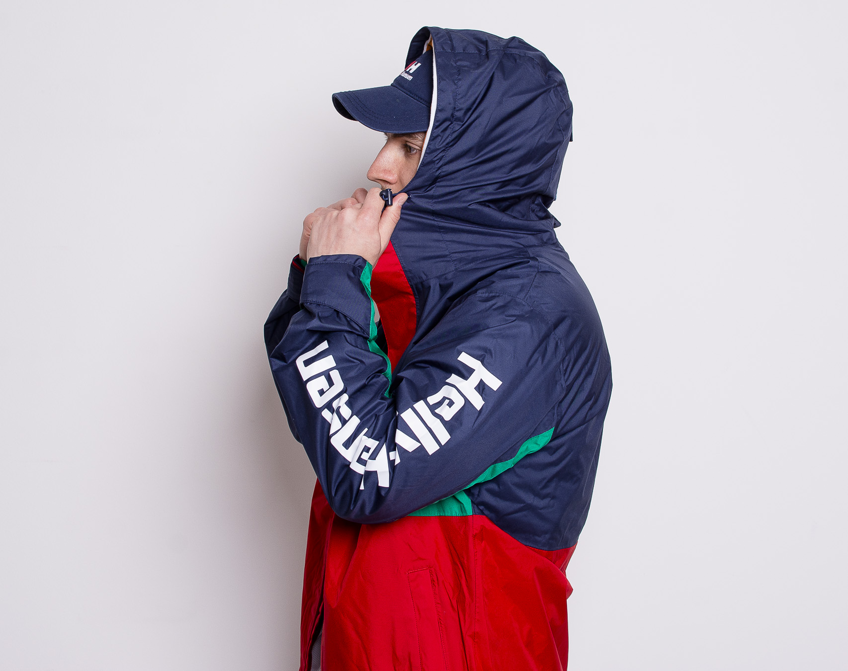 Bunda pánská Helly Hansen Urban Windbreaker 2.0 Red