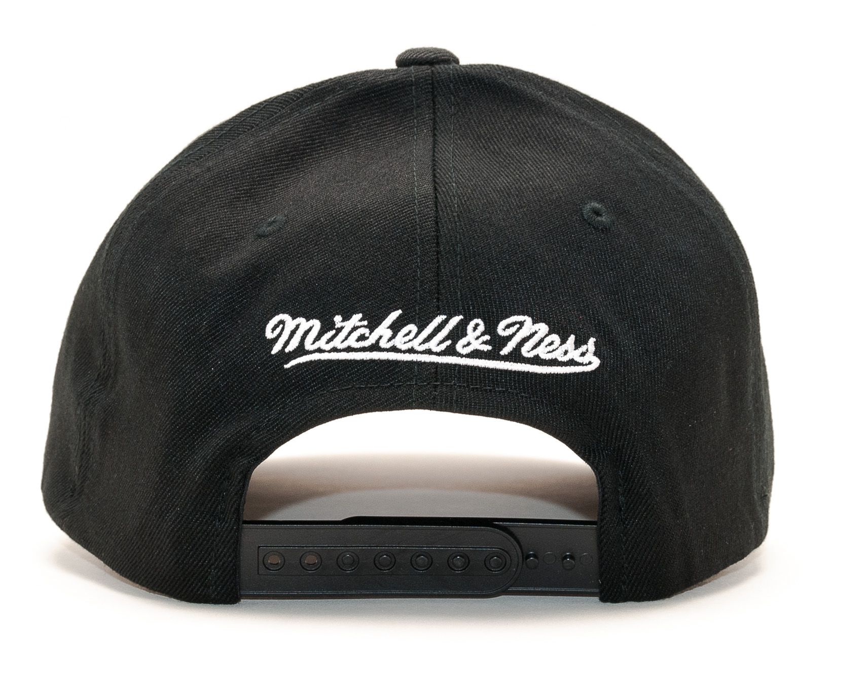 Kšiltovka Mitchell & Ness NBA Team Arch Pinch Panel 110 Los Angeles Lakers Black Snapback
