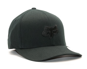 Kšiltovka FOX Legacy Black/Black Flexfit Hat