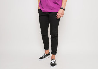 Kalhoty Cheap Monday Him Spray Black