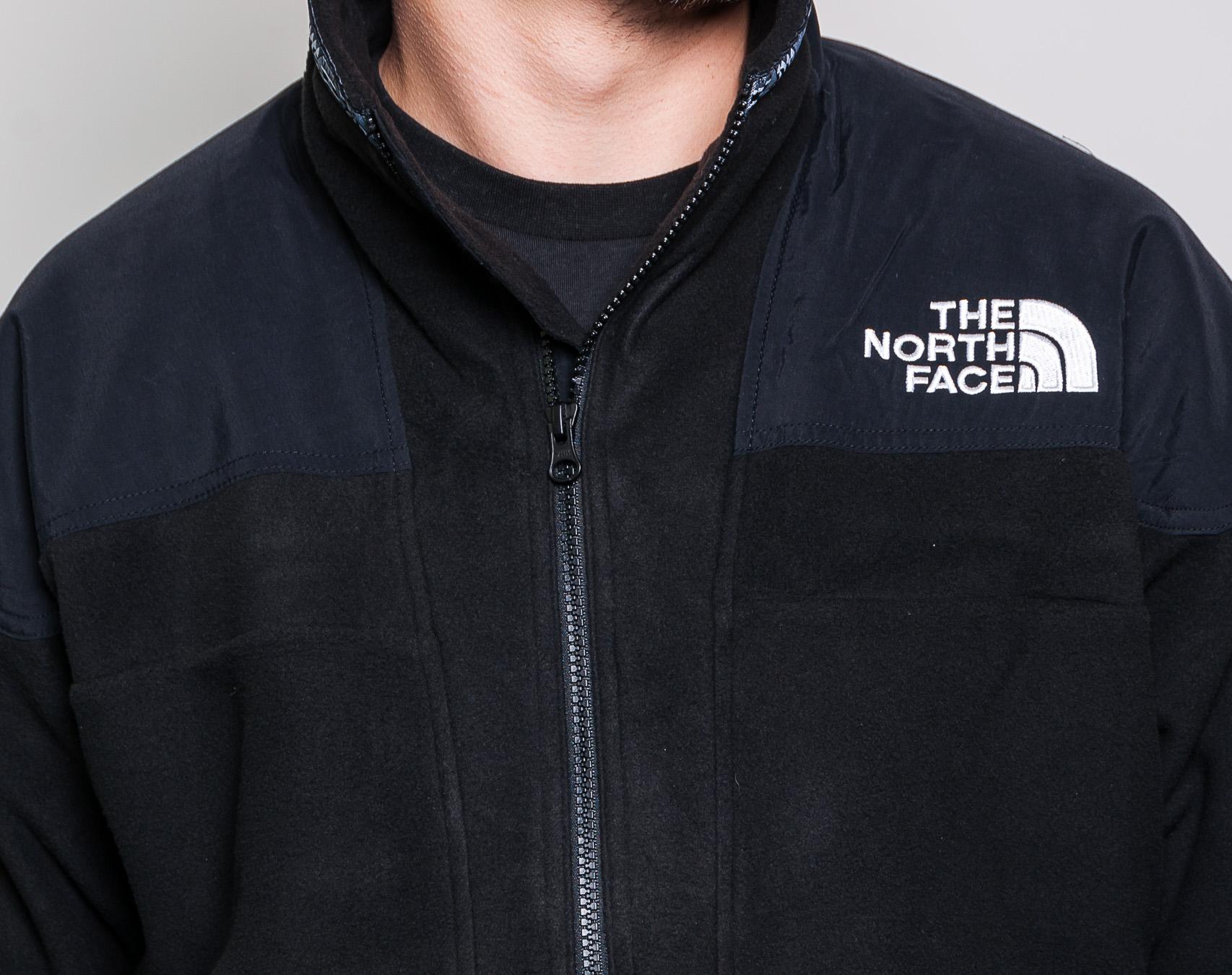 Bunda pánská The North Face '92 Rage Fleece Anorak Black
