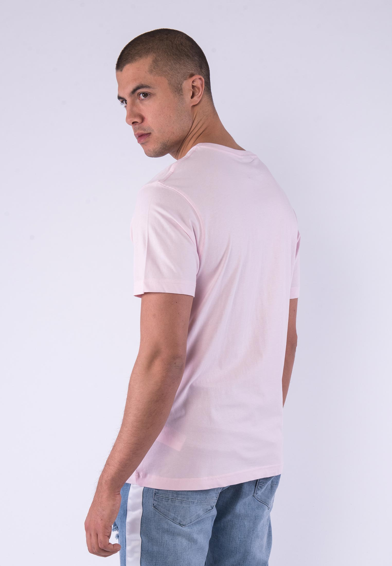 Triko Cayler & Sons PA Small Icon Tee Pale Pink/Black