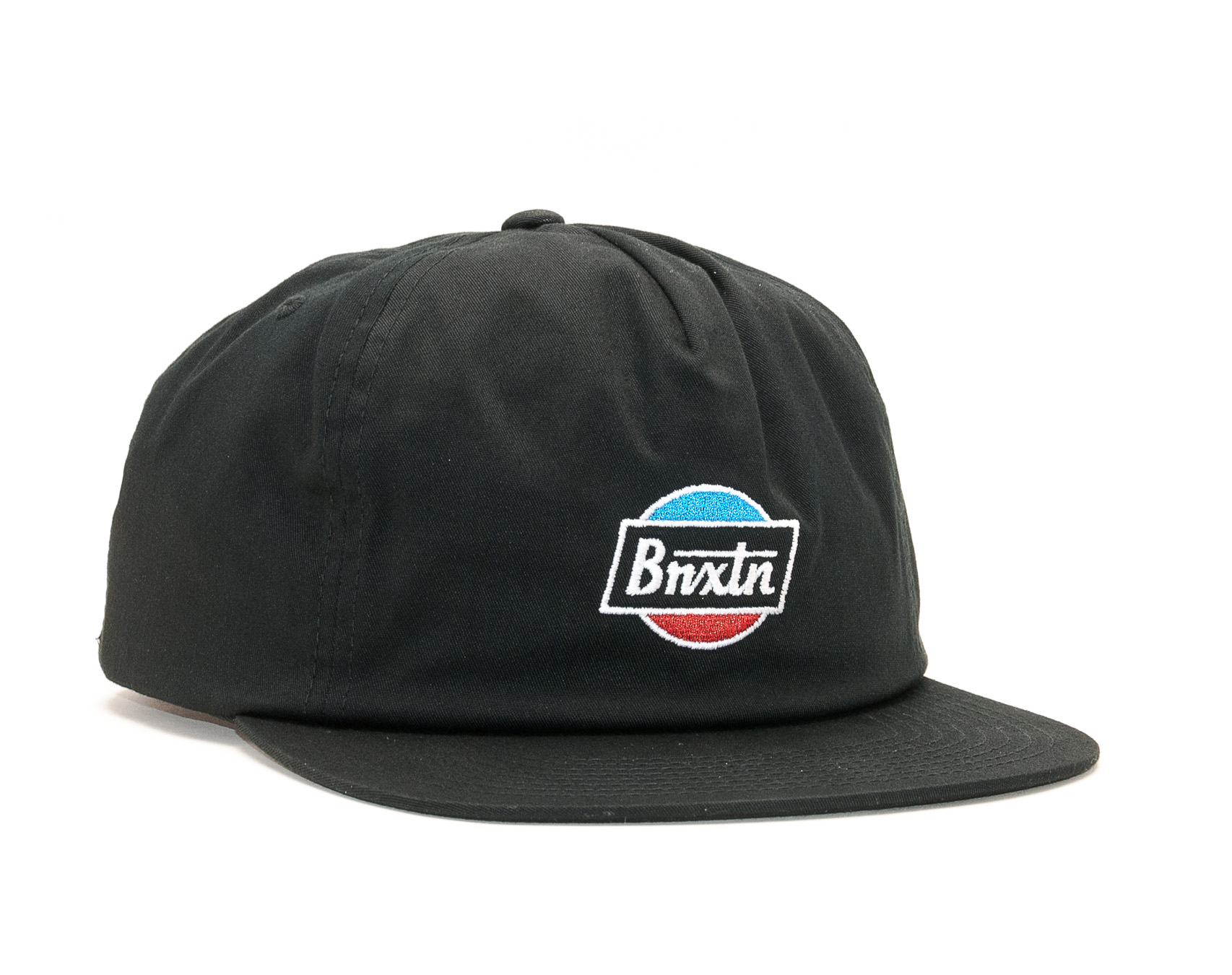 Kšiltovka BRIXTON Crossing Hp Black Snapback